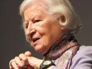P.D. James at Swindon Festival of Literature
