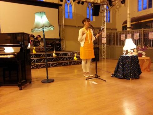 Hilda Sheehan launches 'TheNight