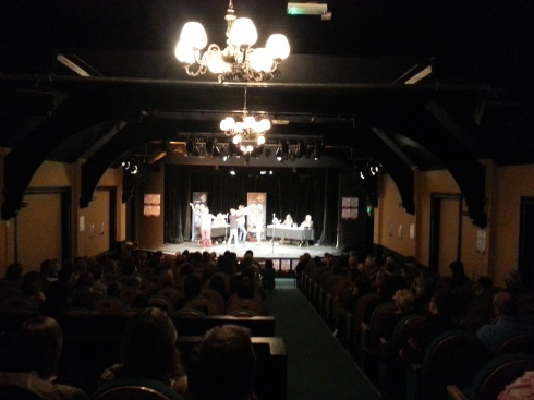 Swindon Festival of Literature Youth Slam