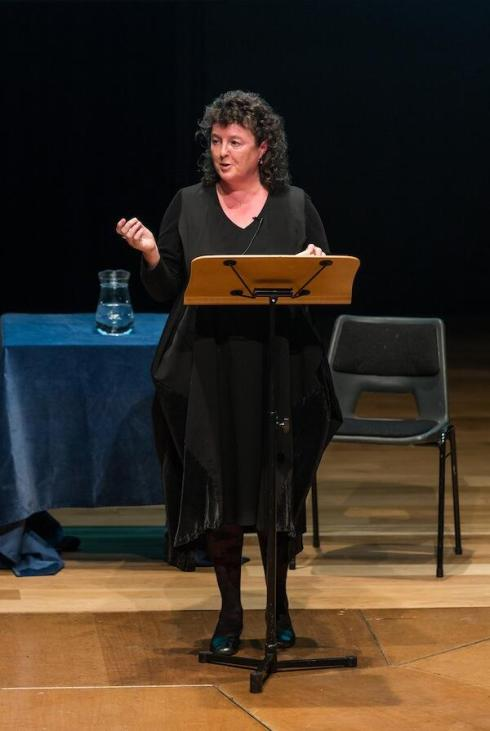 Carol Ann Duffy by Ben Phillips