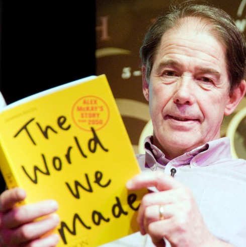 Jonathon Porritt...or is it Alex McKay? ©Calyx Pictures