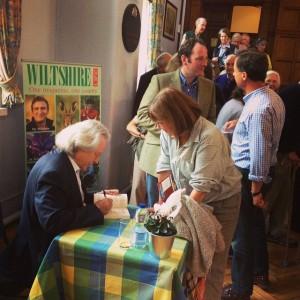 AC Grayling at Marlborough Literature Festival