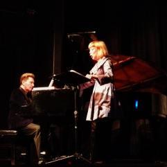 Paul Turner and Vivien Munday