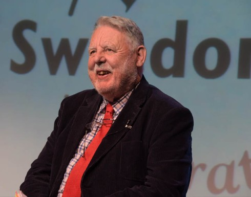 Terry Waite © Calyx Picture Agency