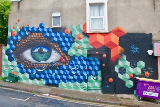 A collaborative piece by My Dog Sighs and Snub