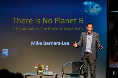 Mike Berners-Lee. Photo © Fernando Bagué